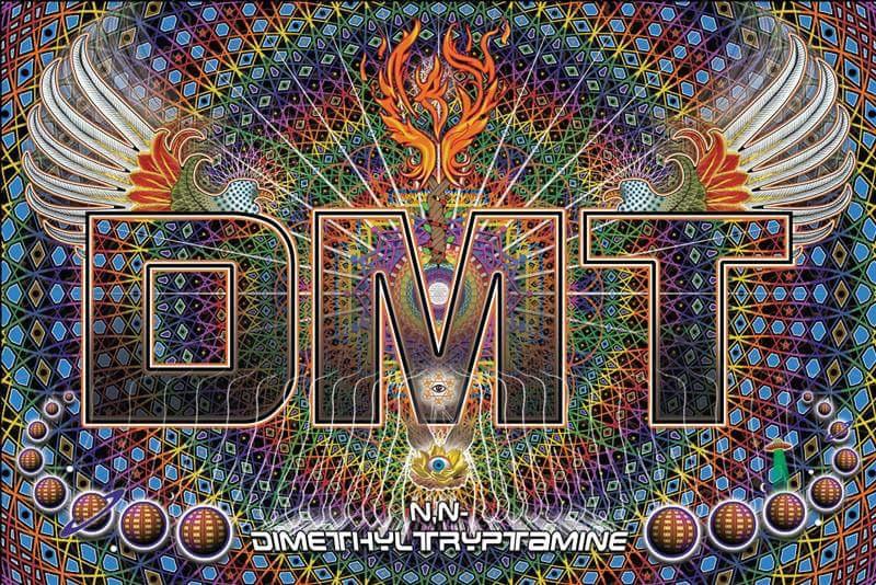 DMT & Harmalas | substances